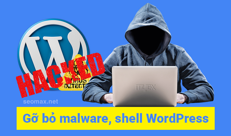 Malware shell Wordpress