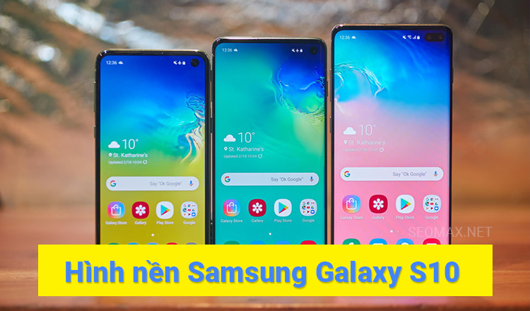 tải hình nền Samsung Galaxy S10