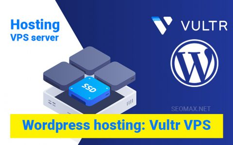 Vultr wordpress hosting
