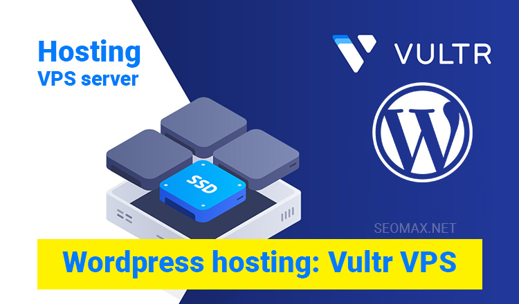 Vultr wordpress hosting